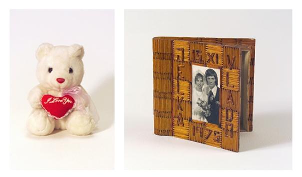 Museum of Broken Relationships bear