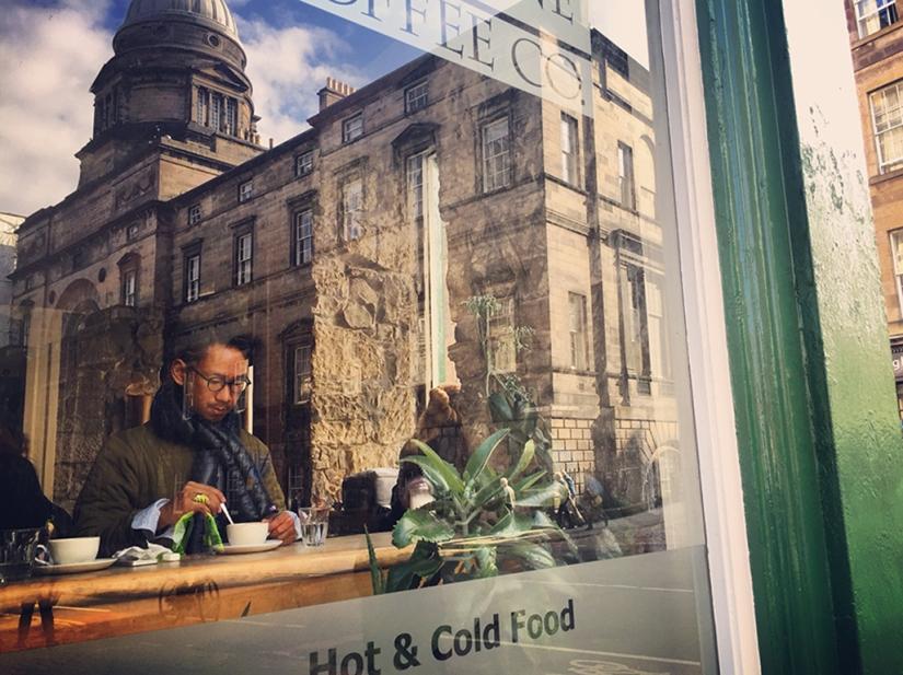 世界尽头与冷酷仙境,只有在爱丁堡散步才是正经事