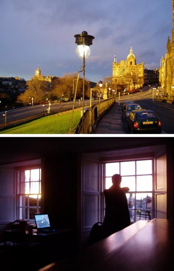 KapaZhao's Edinburgh