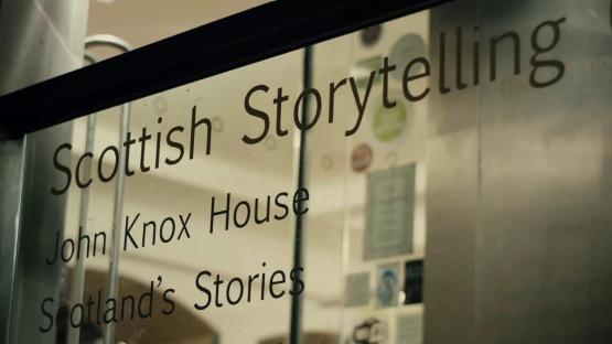 Scottish story telling centre by KapaZhao