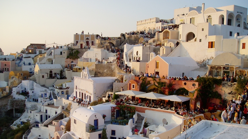 Santorini: the Lost Heart