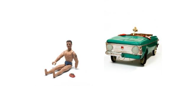 Museum of Broken Relationships toys