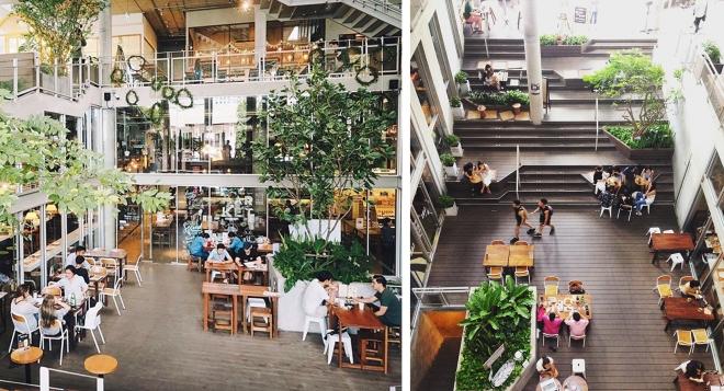 the commons a hip bangkok