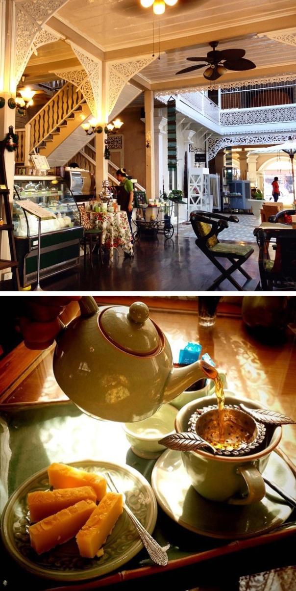 Raming Tea Room