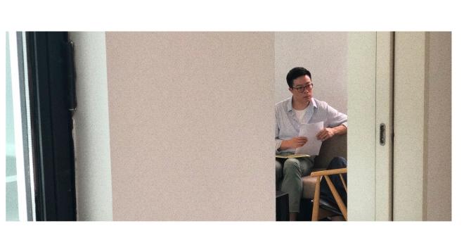 Xing Zhao interviewing Lin Tianmiao