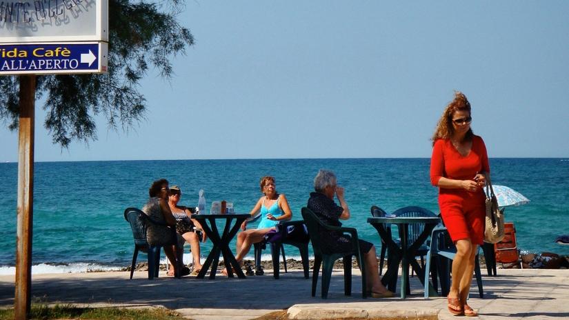 愿你的日常美好,记起的时候像某个在意大利的夏天
