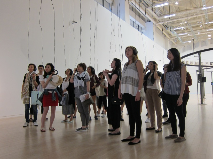 Collecting Contemporary Art Tour for HKUSpace
